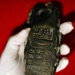 Найден самый древний мобильный телефон