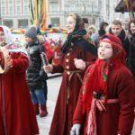 Как на Руси широко праздновали Масленицу