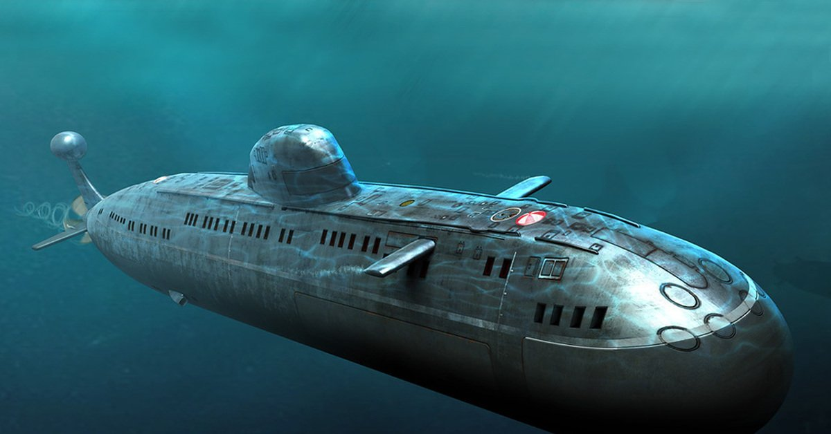 самая новая подводная лодка сша