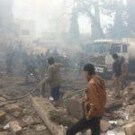 Очередной взрыв в Дамаске