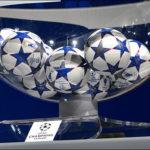 Результаты жеребьёвки 1/4 финала  Лиги Чемпионов 2017 года