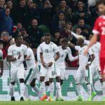 Сборная России проиграла сборной  Кот-д'Ивуара