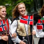 Норвежцы самые счастливые