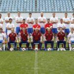 Изменения в составе сборной России