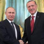 Встреча на высшем уровне Россия — Турция