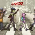 Сериал об истории рок-группы Gorillaz