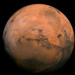 Марс стал меньше по вине Юпитера