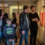 Выставка молодых художников «День Победы»