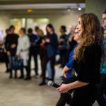 Выставка молодых художников «Люди, меняющие мир»