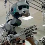Робот станет пилотом космического корабля