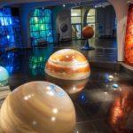 Креативное пространство Московского планетария