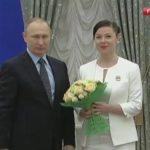 Награждение деятелей культуры в Кремле