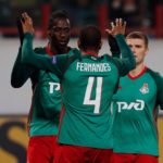 «Локомотив» поставил рекорд в Лиге Европы