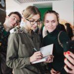 Ася Казанцева и Роман Лаас на Set Up в Томске