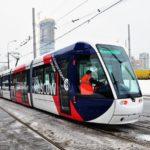 Новые трамвайные шпалы появятся в Москве уже в 2018