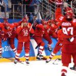 Российские хоккеисты завоевали золото