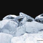 Инопланетный лед внутри алмаза