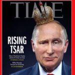 Путин стал лицом нового выпуска Time