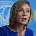 Захарова назвала информацию об отставке Лаврова «фейком»