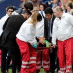 Вратарь «Эспаньола» потерял сознание во время матча с «Леванте»