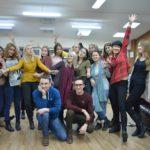 Мастер-класс для молодых журналистов