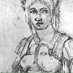 Найден неизвестный рисунок мастера эпохи Возрождения Микеланджело