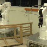 Ученые из Сингапура научили роботов собирать стул из IKEA