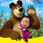 Сериал «Маша и медведь» установил рекорд на YouTube