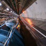 Большой адронный коллайдер возобновил работу после перерыва