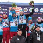 Санкт-Петербург и Ханты-Мансийск одерживают победу: итоги биатлонного дня на ЧР