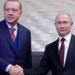 Путин оценил свой визит в Турцию как «очень успешный»