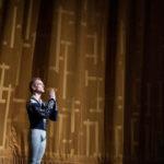 Дэвид Холберг вернулся на сцену Большого театра