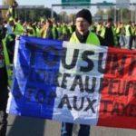 Жертвы протеста во Франции