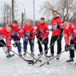 В Электростали прошли всероссийские соревнования по хоккею