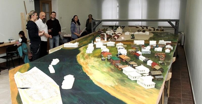 В Рыбинске создают макет Мологи | Главное