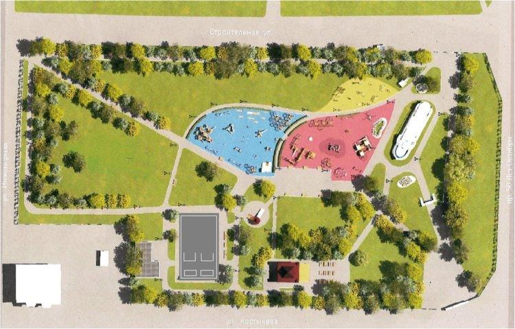 Решаем вместе»: на очереди — парки в Мариевке и Переборах | Черёмуха