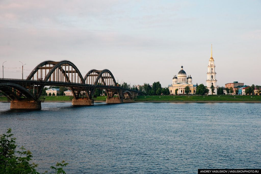 Центр Рыбинска: как я нашёл настоящую Европу в Ярославской области